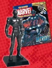 Classic Marvel Figurine Collection #026 Ultron Eaglemoss Publications